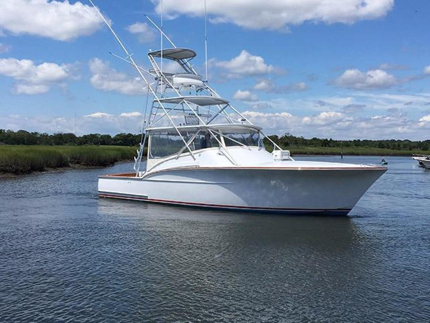 Custom Carolina-Express Desanti 2005-Mac   Daddy Cape May-New Jersey-United States-Stbd Bow-928729 | Thumbnail