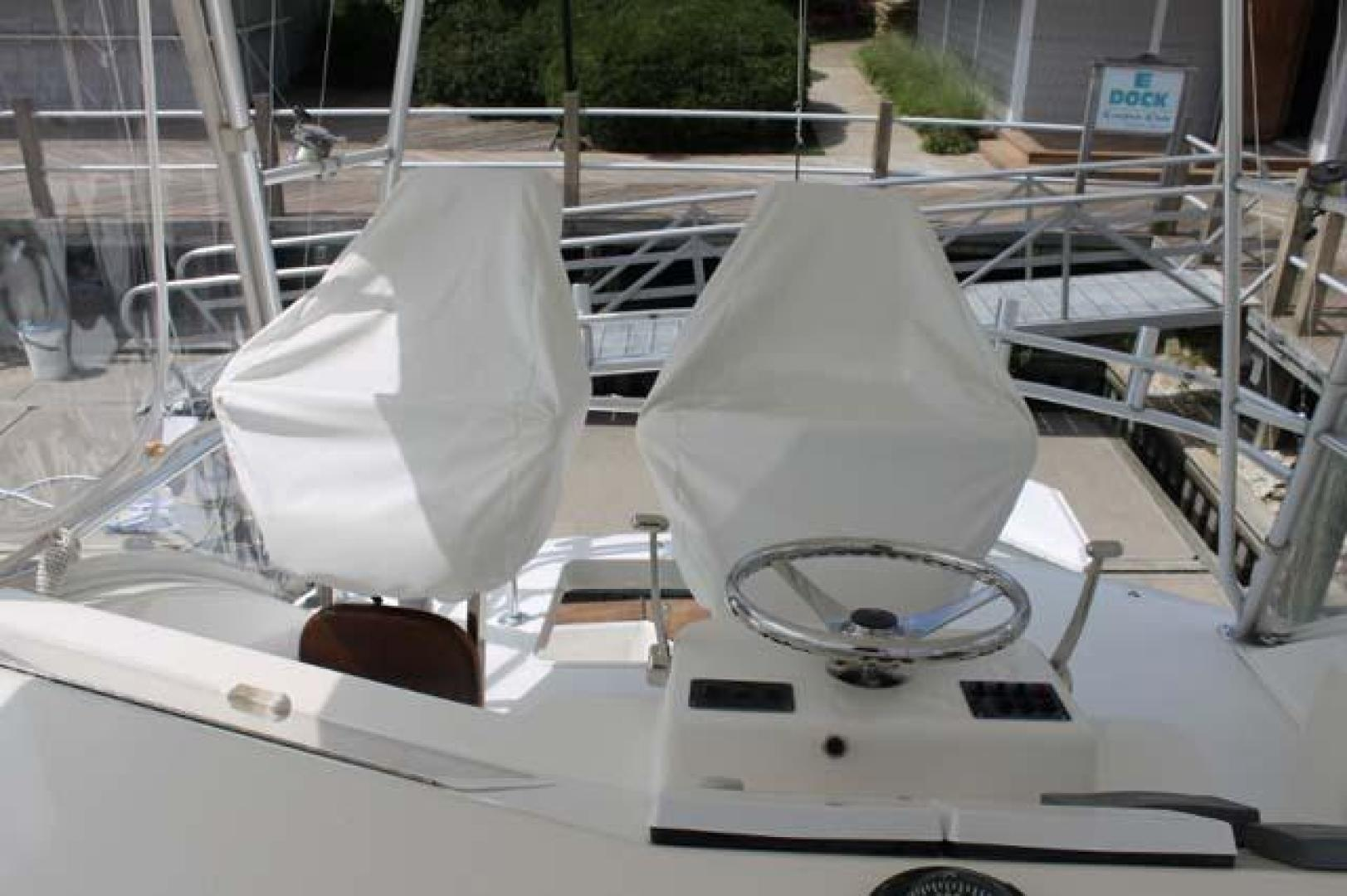 Ocean Yachts-46 Convertible Sportfish 2006-Sticks and Stones Cape May-New Jersey-United States-Helm Chairs-927955   Thumbnail