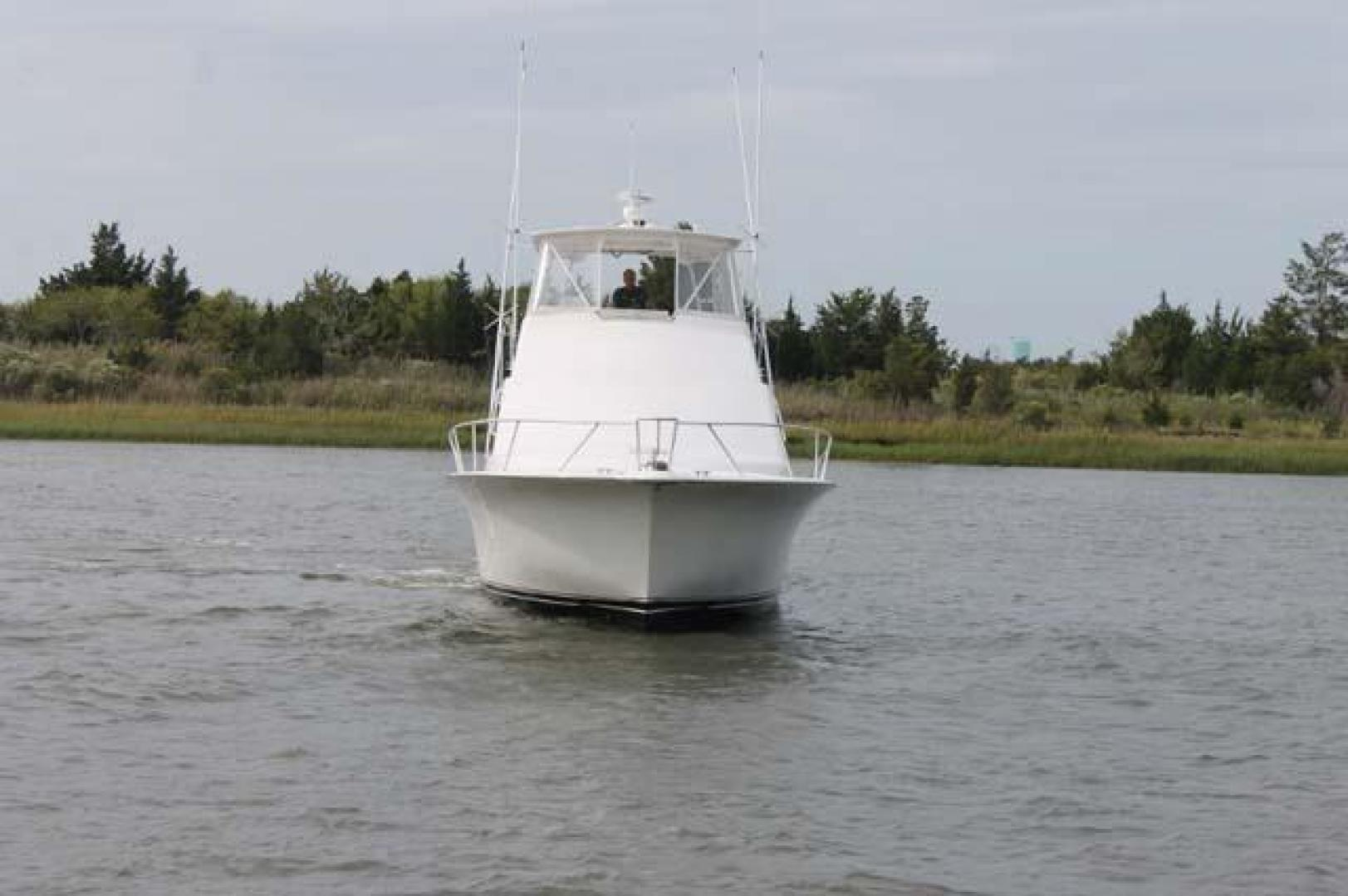 Ocean Yachts-46 Convertible Sportfish 2006-Sticks and Stones Cape May-New Jersey-United States-Bow-927936   Thumbnail