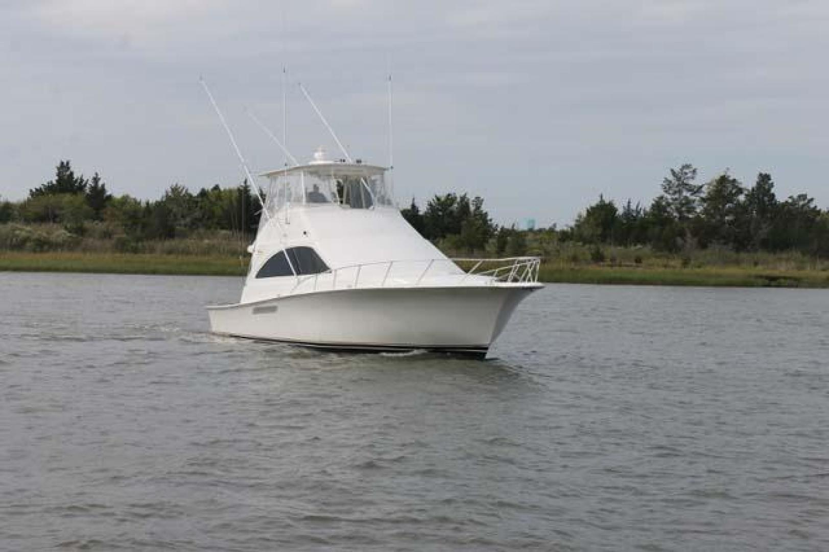 Ocean Yachts-46 Convertible Sportfish 2006-Sticks and Stones Cape May-New Jersey-United States-Starboard Bow-927937   Thumbnail