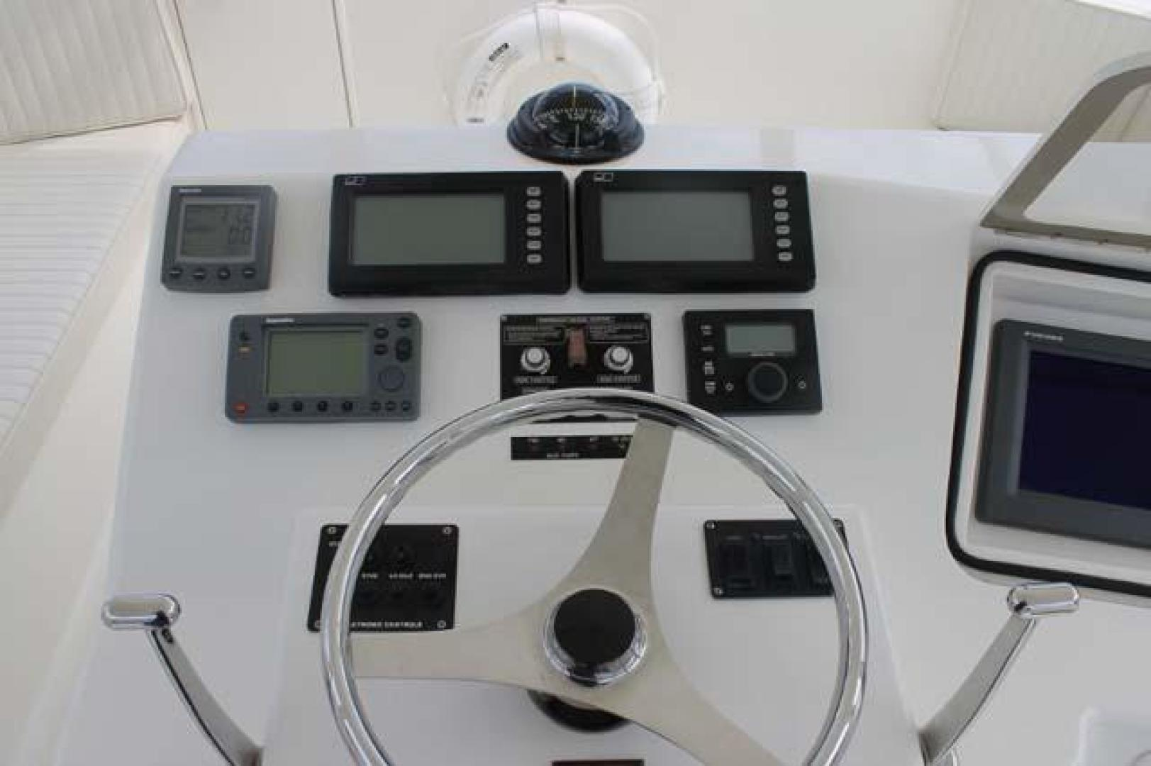 Ocean Yachts-46 Convertible Sportfish 2006-Sticks and Stones Cape May-New Jersey-United States-Helm Electronics-927953   Thumbnail