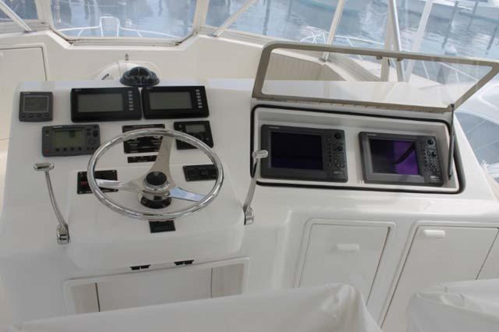 Ocean Yachts-46 Convertible Sportfish 2006-Sticks and Stones Cape May-New Jersey-United States-Helm-927952   Thumbnail