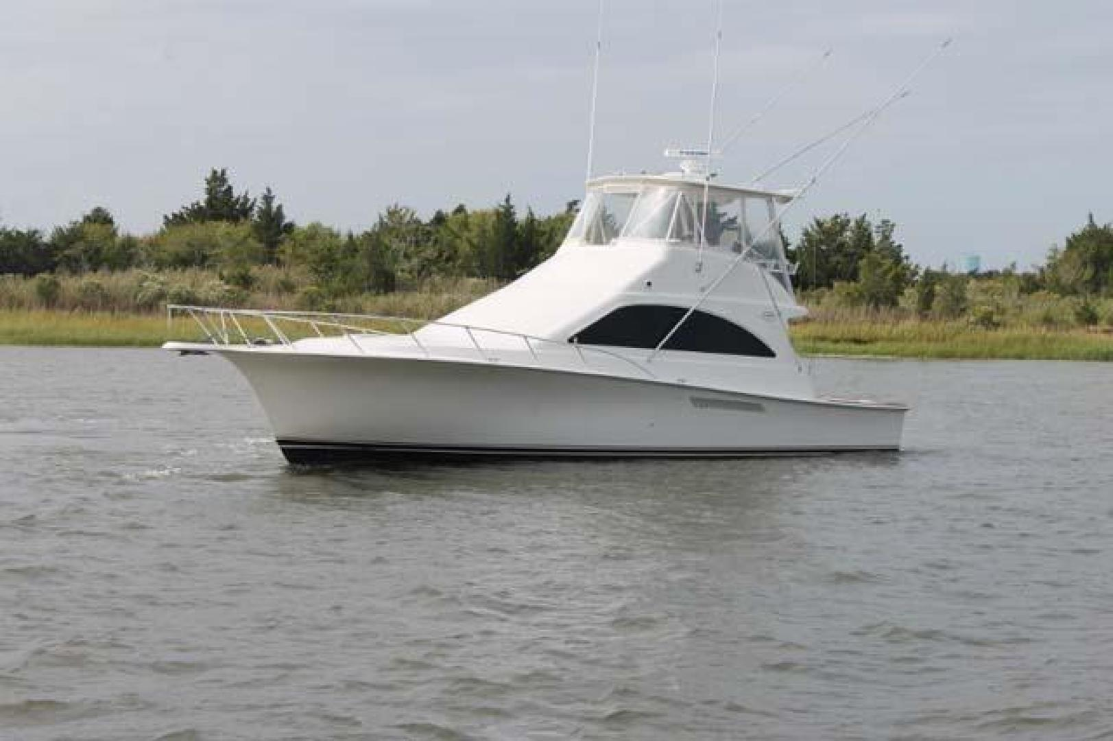 Ocean Yachts-46 Convertible Sportfish 2006-Sticks and Stones Cape May-New Jersey-United States-Port Side-927938   Thumbnail