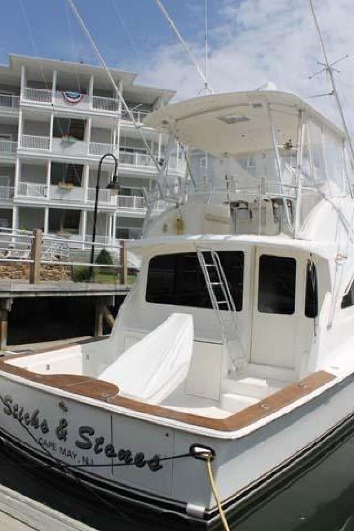 Ocean Yachts-46 Convertible Sportfish 2006-Sticks and Stones Cape May-New Jersey-United States-Starboard Stern-927945   Thumbnail