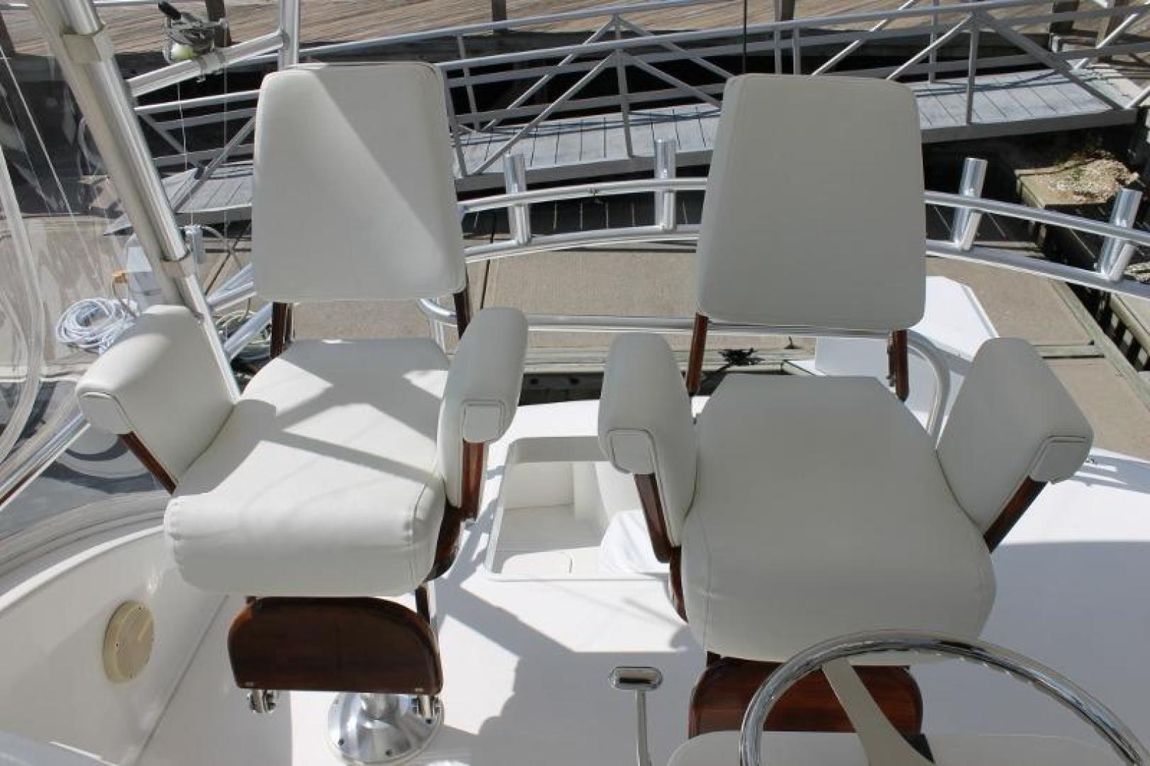 Ocean Yachts-46 Convertible Sportfish 2006-Sticks and Stones Cape May-New Jersey-United States-Helm Chairs-927956   Thumbnail