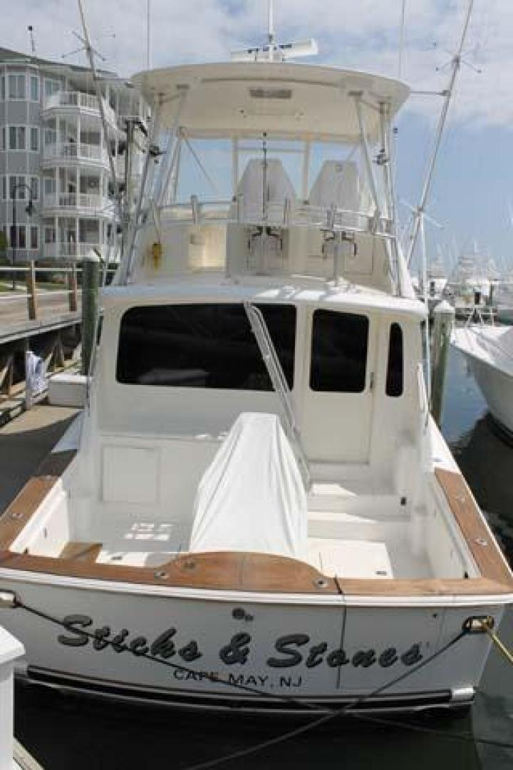 Ocean Yachts-46 Convertible Sportfish 2006-Sticks and Stones Cape May-New Jersey-United States-Stern-927944   Thumbnail