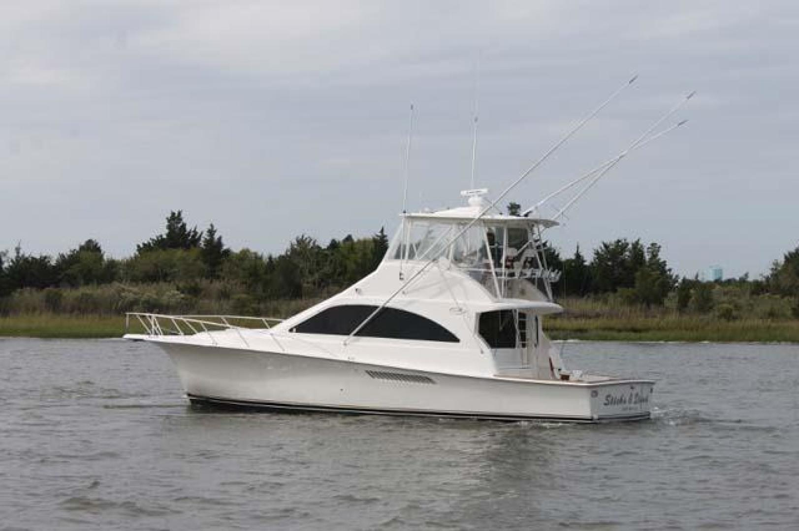 Ocean Yachts-46 Convertible Sportfish 2006-Sticks and Stones Cape May-New Jersey-United States-Port Aft-927939   Thumbnail
