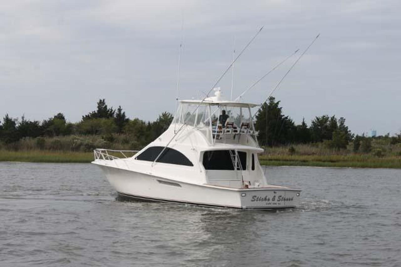 Ocean Yachts-46 Convertible Sportfish 2006-Sticks and Stones Cape May-New Jersey-United States-Port Stern-927940   Thumbnail