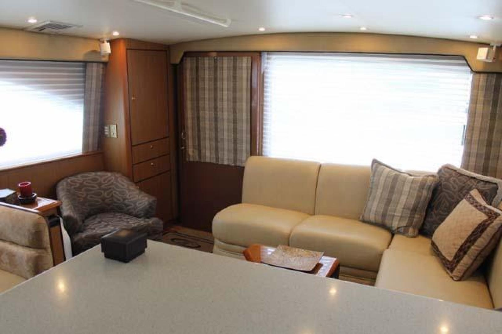 Ocean Yachts-46 Convertible Sportfish 2006-Sticks and Stones Cape May-New Jersey-United States-Salon from Galley-927921   Thumbnail