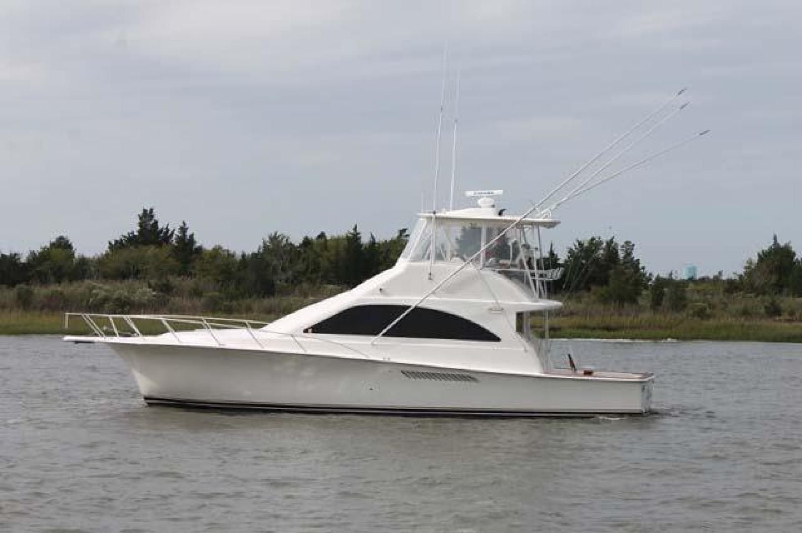 Ocean Yachts-46 Convertible Sportfish 2006-Sticks and Stones Cape May-New Jersey-United States-Main Profile-927919   Thumbnail