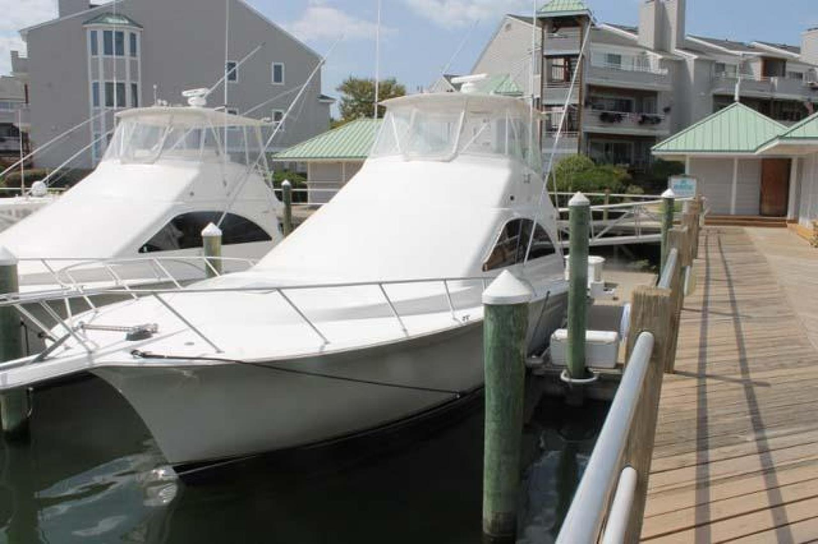 Ocean Yachts-46 Convertible Sportfish 2006-Sticks and Stones Cape May-New Jersey-United States-Port Bow-927943   Thumbnail