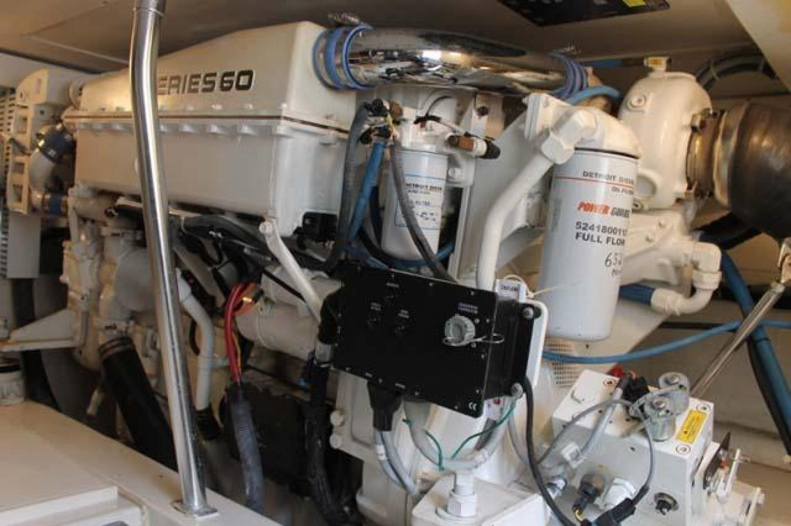 Ocean Yachts-46 Convertible Sportfish 2006-Sticks and Stones Cape May-New Jersey-United States-Starboard Engine-927961   Thumbnail