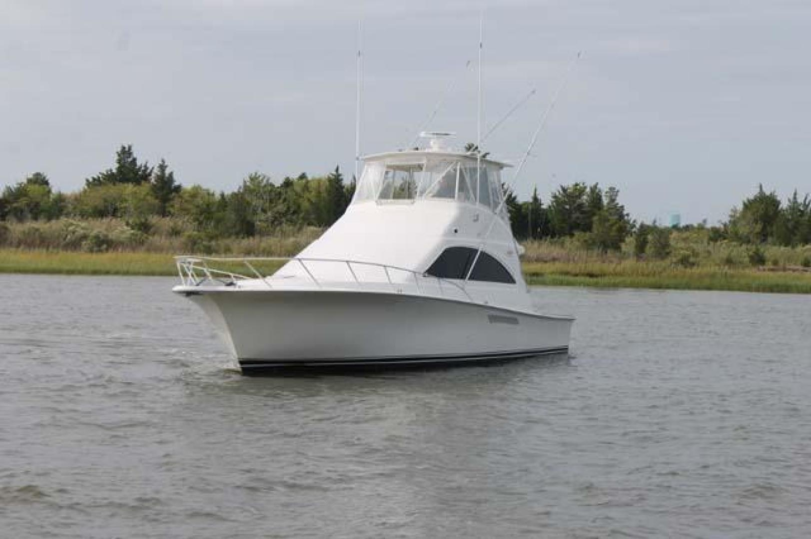 Ocean Yachts-46 Convertible Sportfish 2006-Sticks and Stones Cape May-New Jersey-United States-Port Bow-927935   Thumbnail