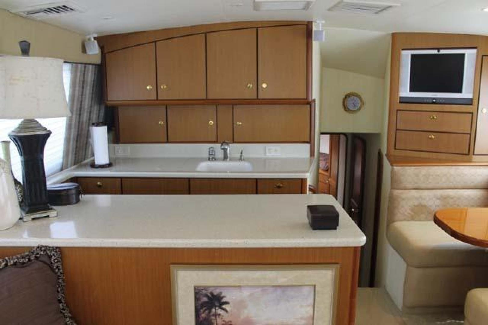 Ocean Yachts-46 Convertible Sportfish 2006-Sticks and Stones Cape May-New Jersey-United States-Galley Forward-927925   Thumbnail