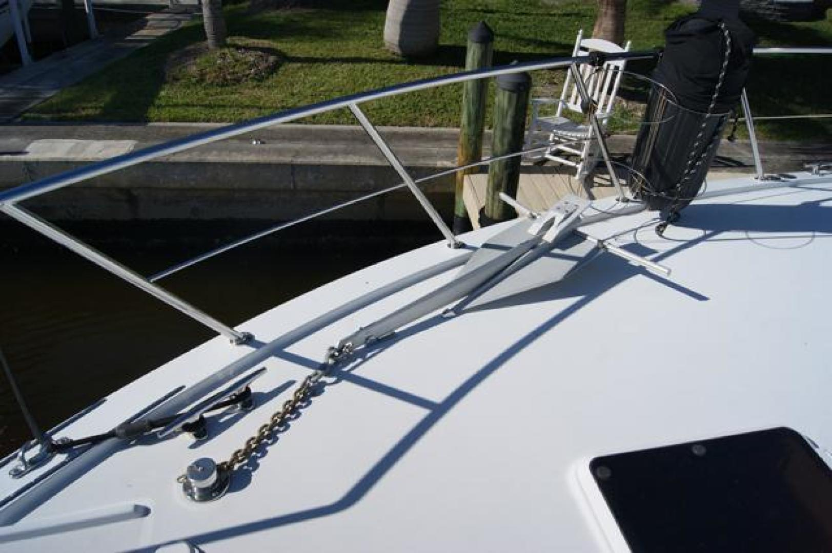 Hatteras-52 Cockpit MY 1999-Pass the Hatt Stuart-Florida-United States-926415 | Thumbnail
