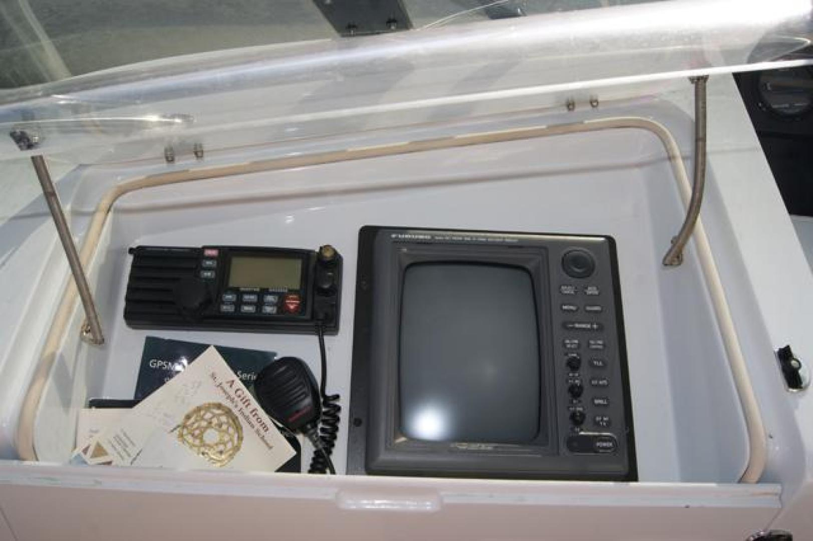 Hatteras-52 Cockpit MY 1999-Pass the Hatt Stuart-Florida-United States-926433 | Thumbnail