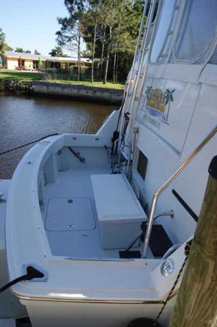 Hatteras-52 Cockpit MY 1999-Pass the Hatt Stuart-Florida-United States-926428 | Thumbnail
