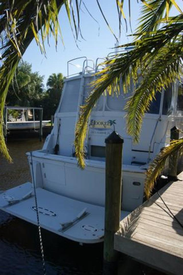 Hatteras-52 Cockpit MY 1999-Pass the Hatt Stuart-Florida-United States-926429 | Thumbnail