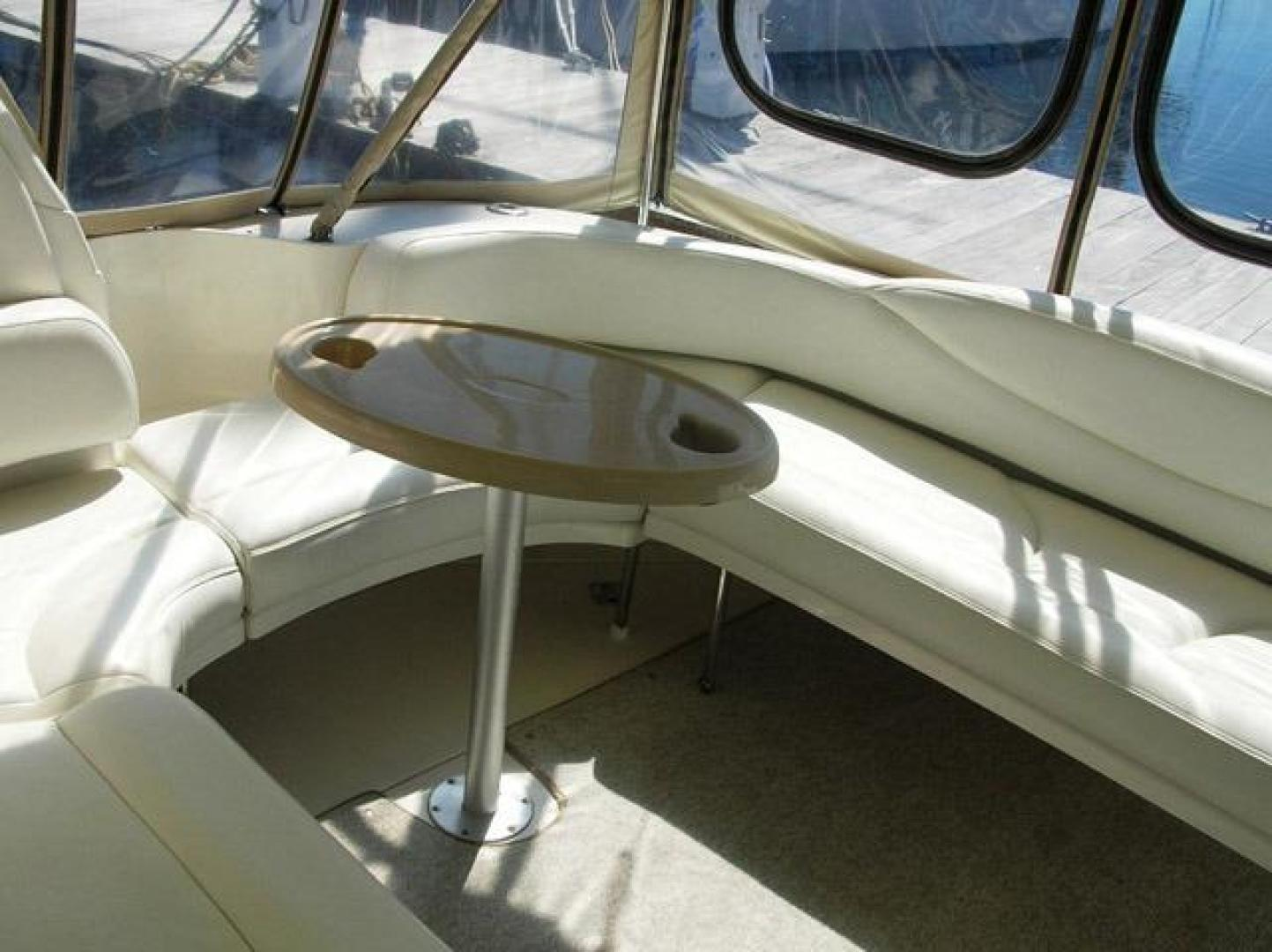 Sea Ray-Sundancer 2000-Our Office Ruskin-Florida-United States-Aft Seating-376298 | Thumbnail