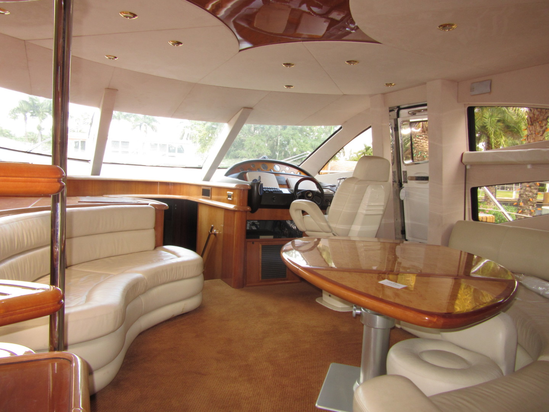 Sunseeker-Manhattan 64 2003-Dealership Fort Lauderdale-Florida-United States-Salon Forward-1147350 | Thumbnail