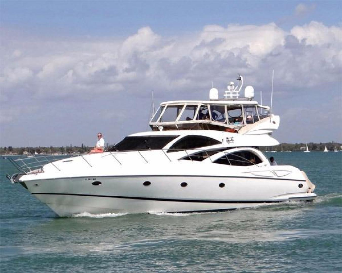 Sunseeker-Manhattan 64 2003-Dealership Fort Lauderdale-Florida-United States-Profile-375974 | Thumbnail