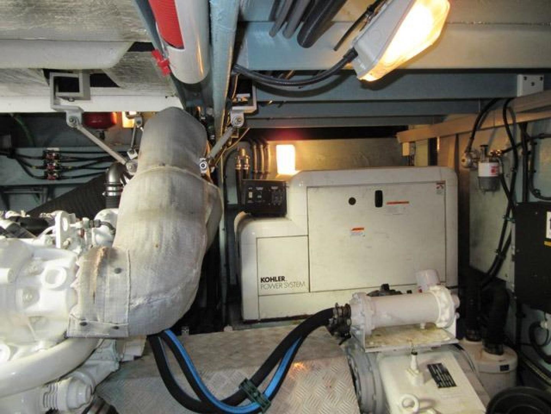 Sunseeker-Manhattan 64 2003-Dealership Fort Lauderdale-Florida-United States-Generator-376022 | Thumbnail