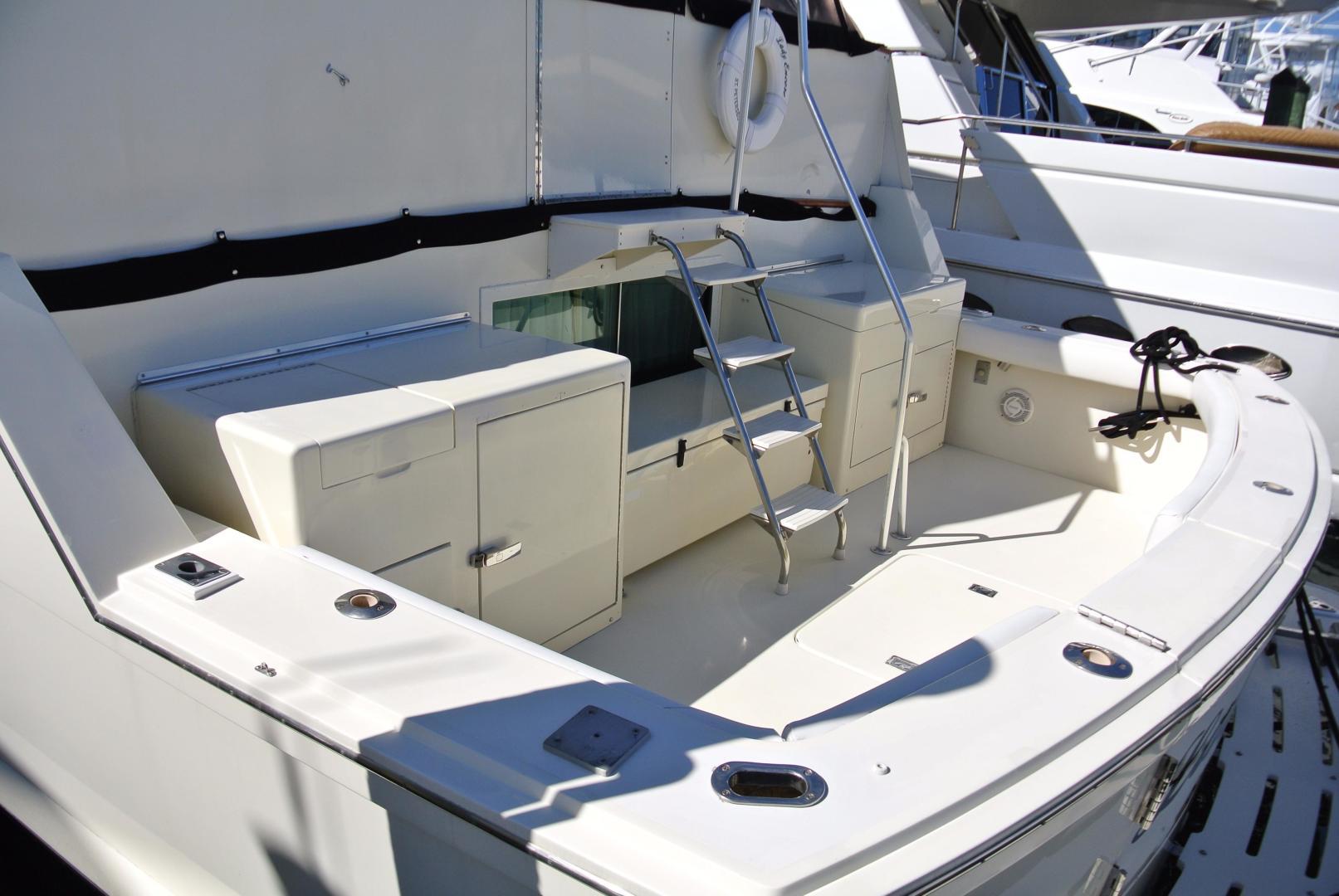 Hatteras-67-Cockpit-Motor-Yacht-1988-Lady-Encore-Saint-Petersburg-Florida-United-States-Cockpit-926172
