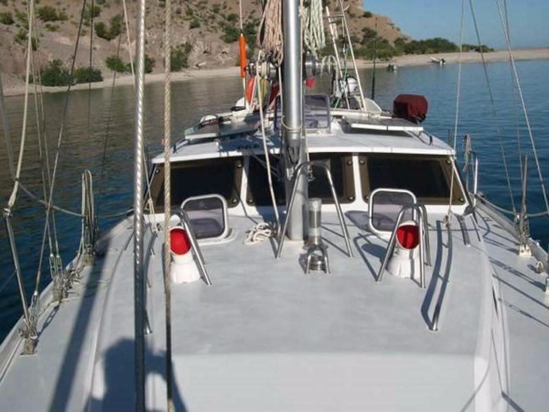 Crescent-Sloop-1992-Kattegat-San-Carlos-Mexico-Deck-386837