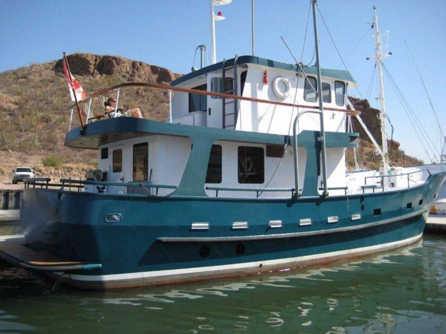 Picture Of: 58' Custom North Sea Trawler 1996 Yacht For Sale | 1 of 39