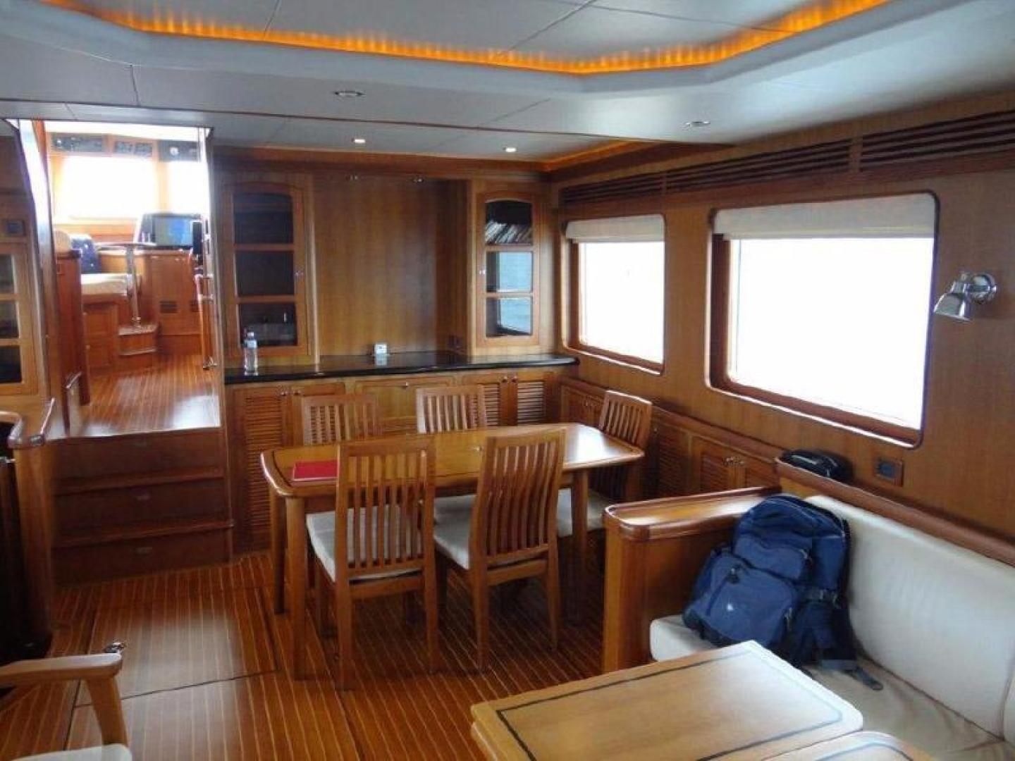 Selene-66 Flybridge 2009 -Unknown-Singapore-Big Interior-386061 | Thumbnail