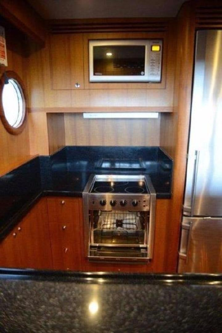 Selene-66 Flybridge 2009 -Unknown-Singapore-Galley-386062 | Thumbnail