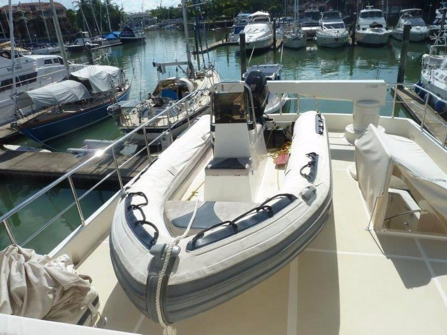 Selene-66 Flybridge 2009 -Unknown-Singapore-Tender-386072 | Thumbnail