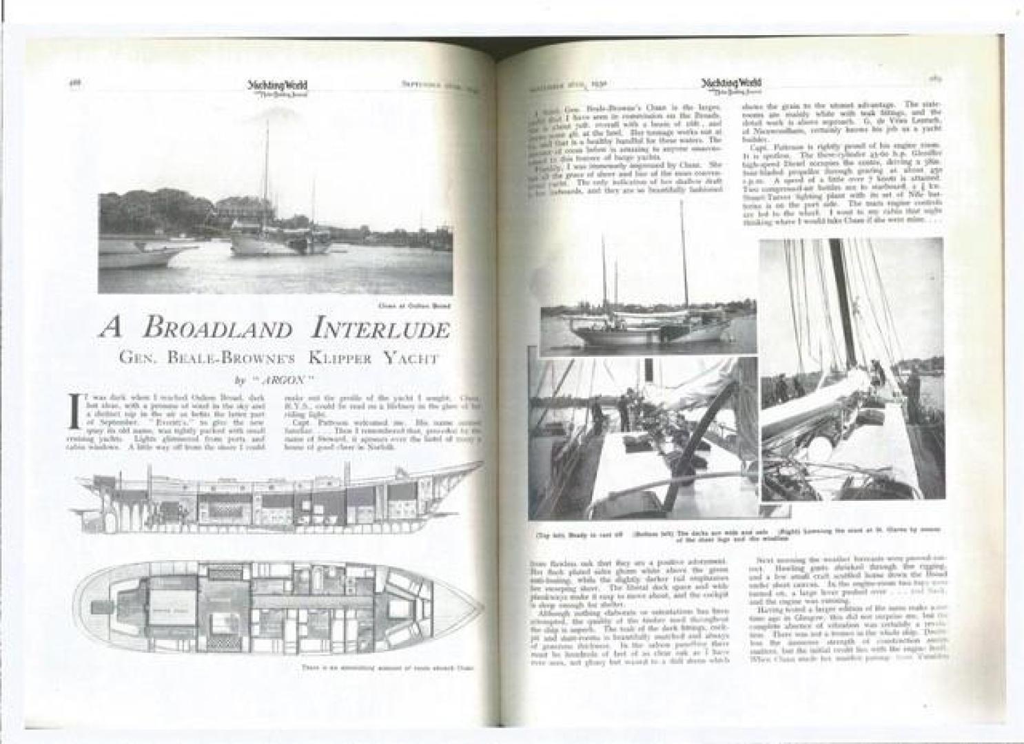 Custom-DeVries Lentsch Ketch 1930-Korsaro Cres-Croatia-386508 | Thumbnail