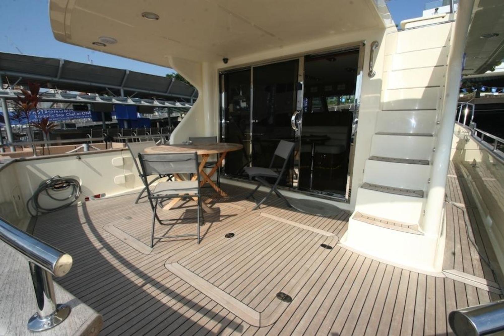 Clipper Motor Yachts-Cordova 52 2011 -Unknown-Singapore-Clipper Motor Yachts Cordova 52-385784 | Thumbnail