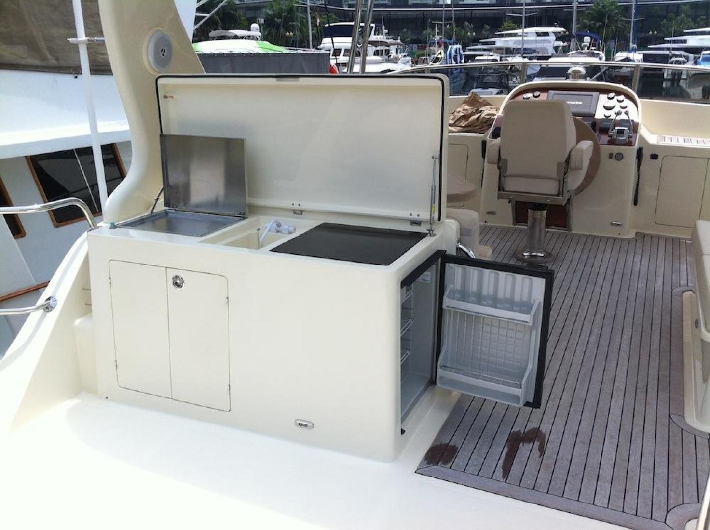 Clipper Motor Yachts-Cordova 52 2011 -Unknown-Singapore-Clipper Motor Yachts Cordova 52-385793 | Thumbnail