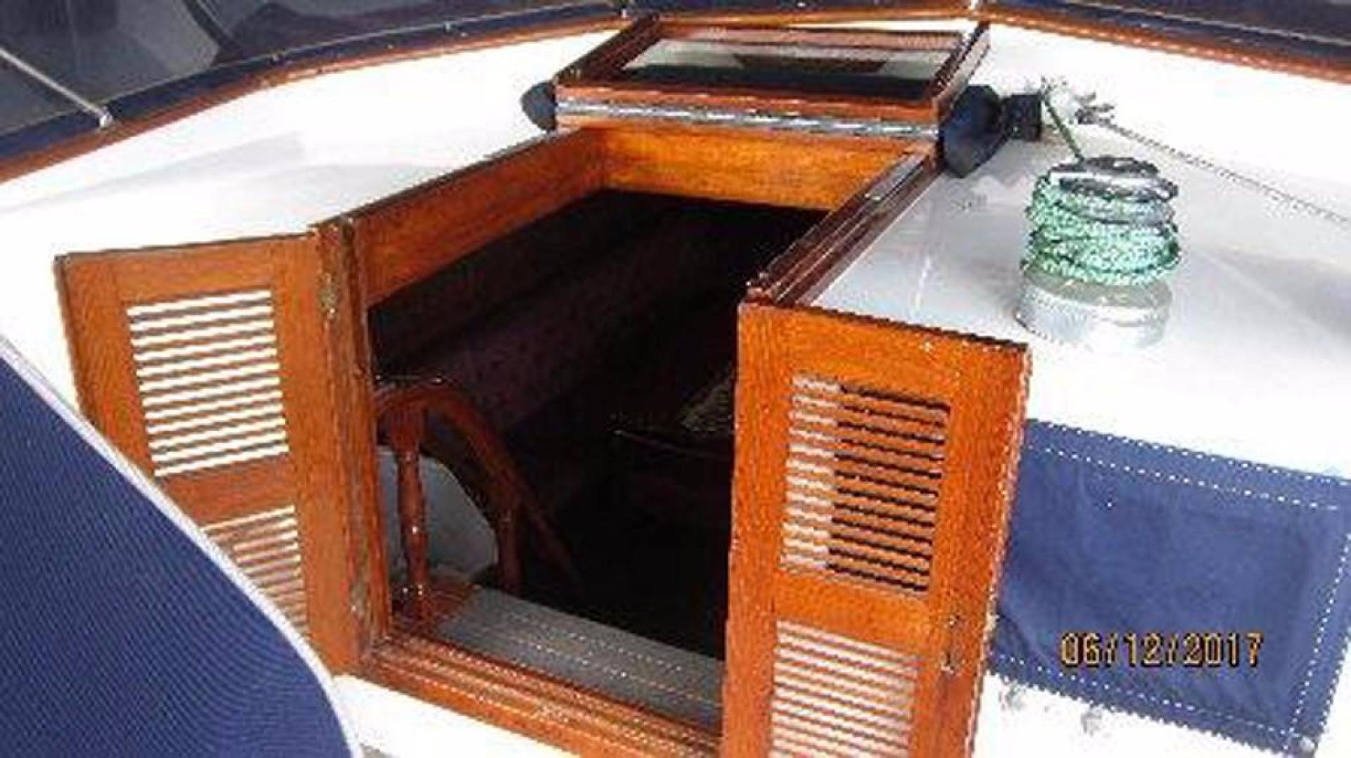 Formosa-Horizon Ketch 1981-Lady Christina Kemah-Texas-United States-Cockpit Hatch-389524 | Thumbnail