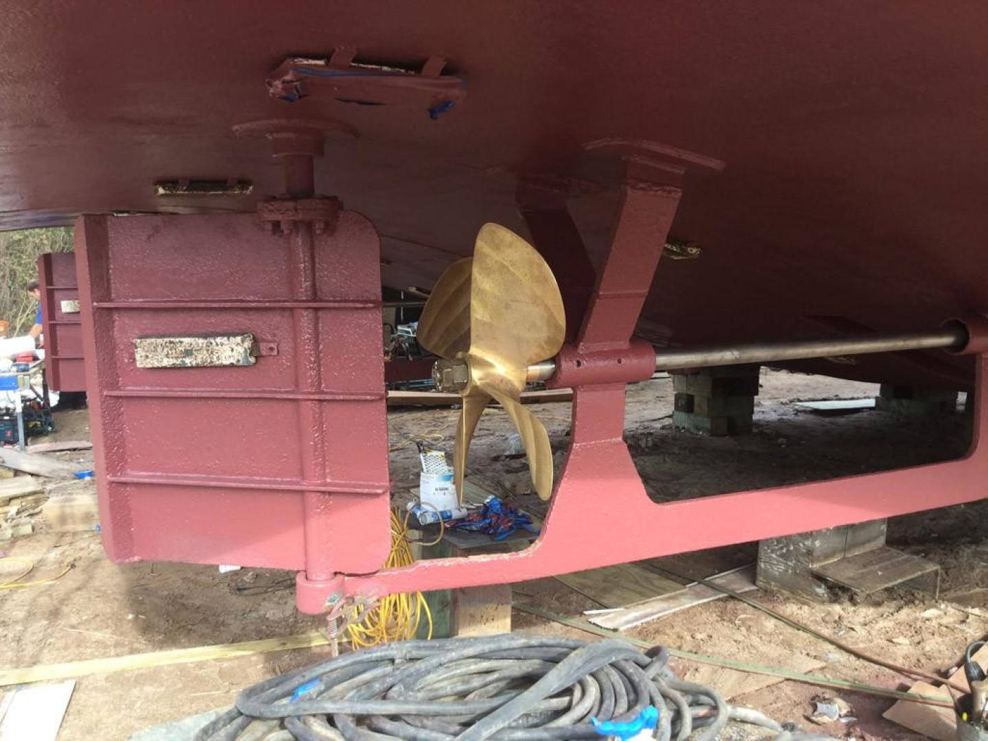 Props and Rudder