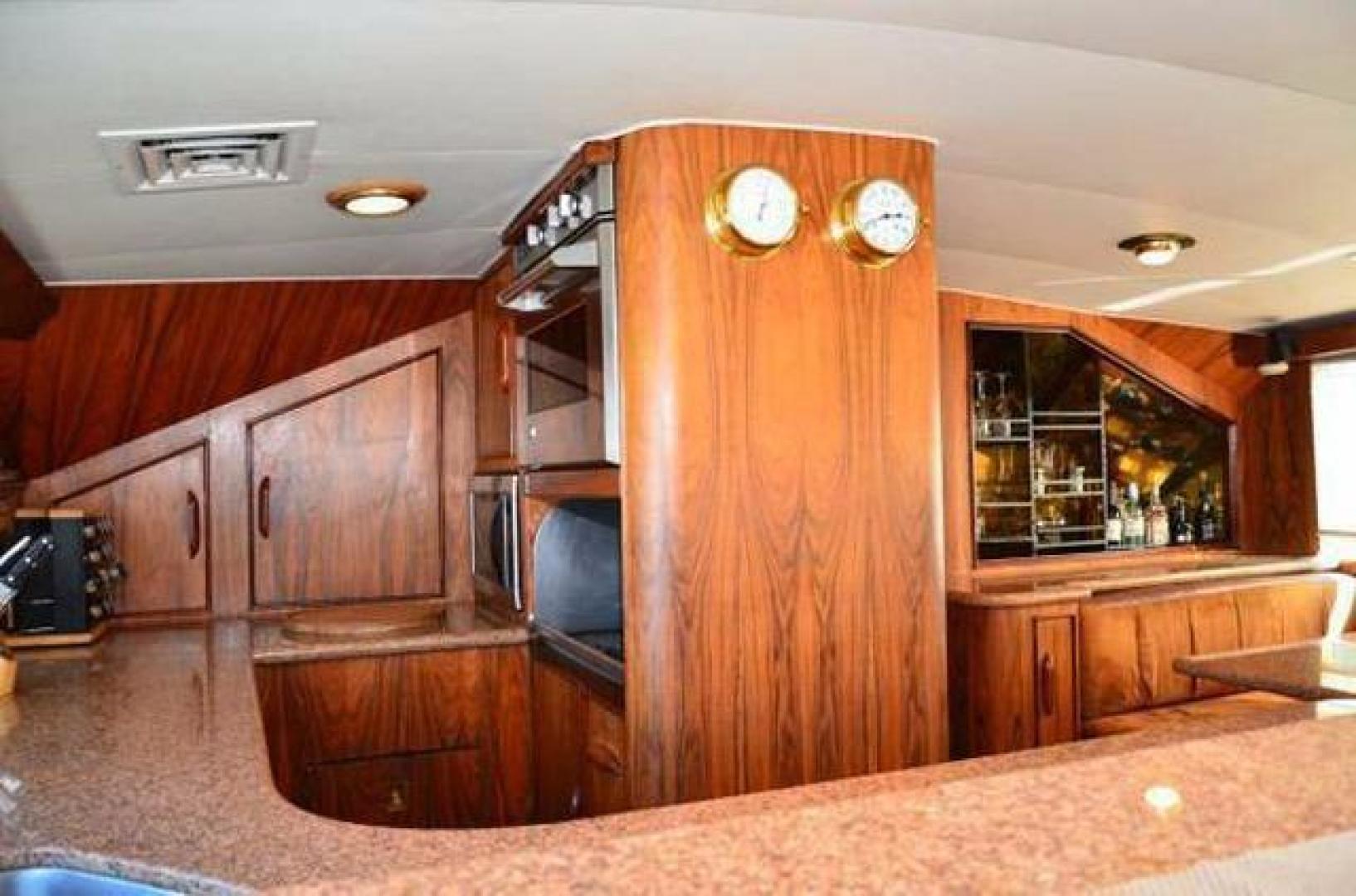 Buddy Davis-Sport Fishing Motor Yacht 1982-Rama III La Paz-Mexico-Galley-387259 | Thumbnail