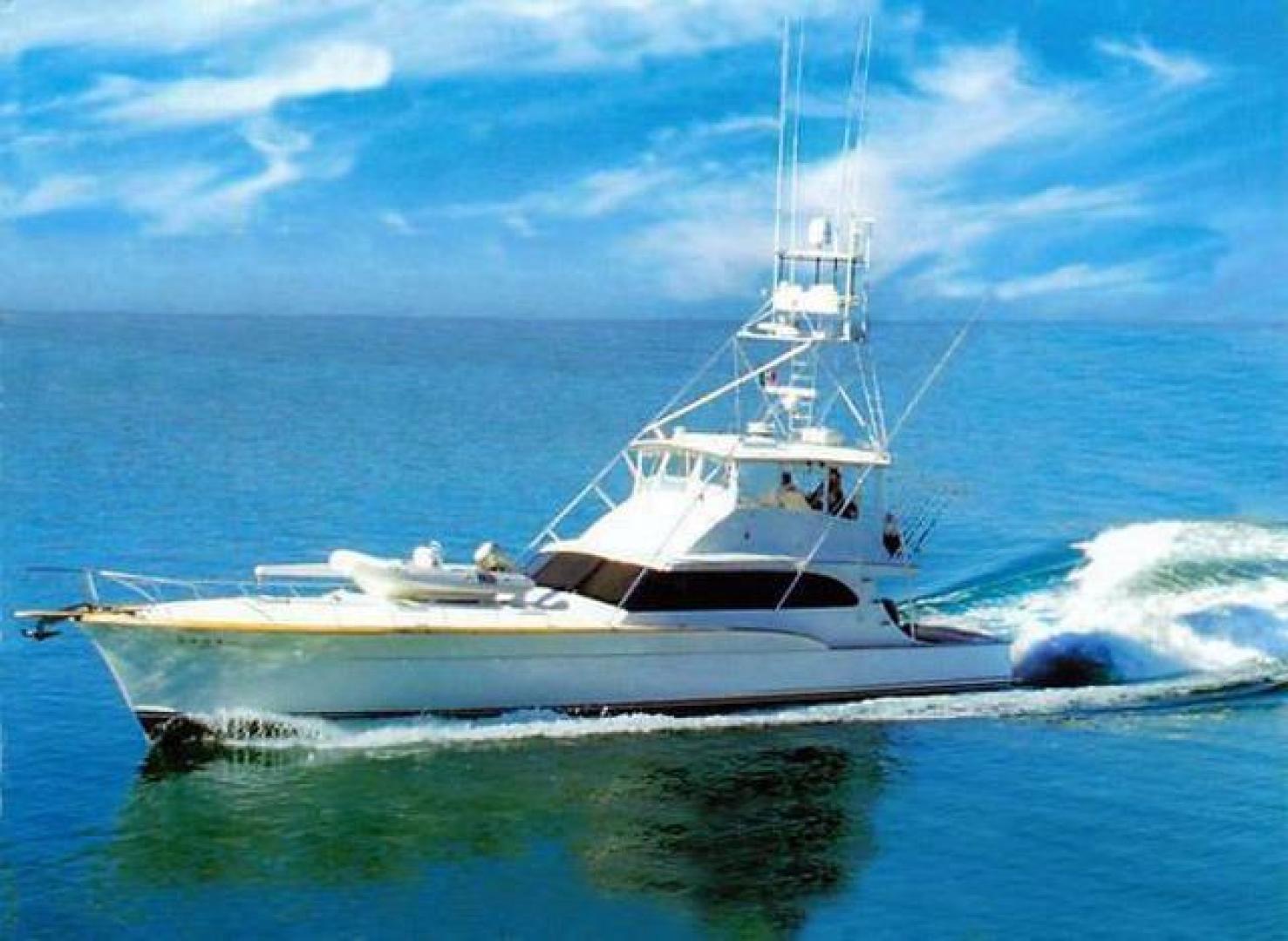 Buddy Davis-Sport Fishing Motor Yacht 1982-Rama III La Paz-Mexico-Profile-387253 | Thumbnail