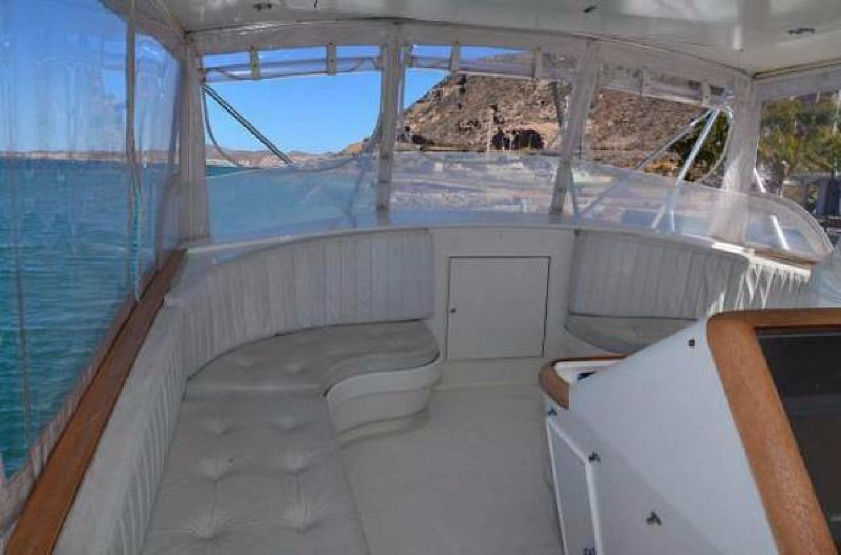 Buddy Davis-Sport Fishing Motor Yacht 1982-Rama III La Paz-Mexico-Flybridge-387262 | Thumbnail