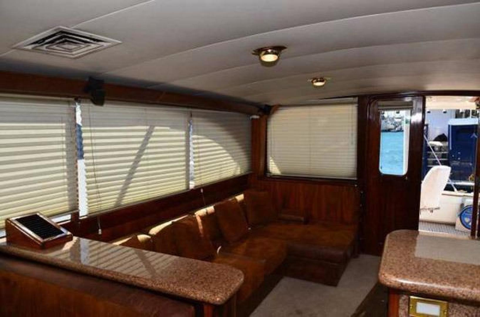 Buddy Davis-Sport Fishing Motor Yacht 1982-Rama III La Paz-Mexico-Galley Looking Aft-387260 | Thumbnail