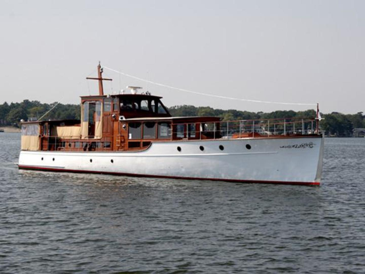 Custom-75 Commuter Yacht 1928-Cigarette Brick-New Jersey-United States-Profile-1015568 | Thumbnail