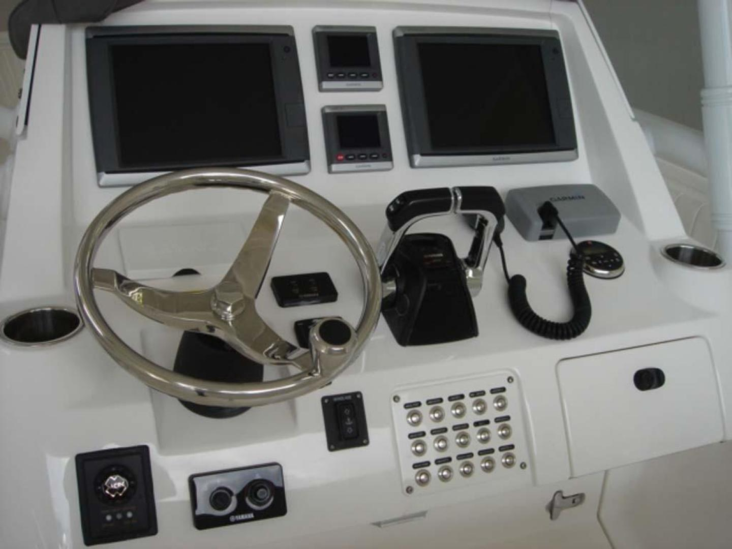 Intrepid-327 Center Console 2014-Deep Ship Palm Beach Gardens-Florida-United States-924020 | Thumbnail