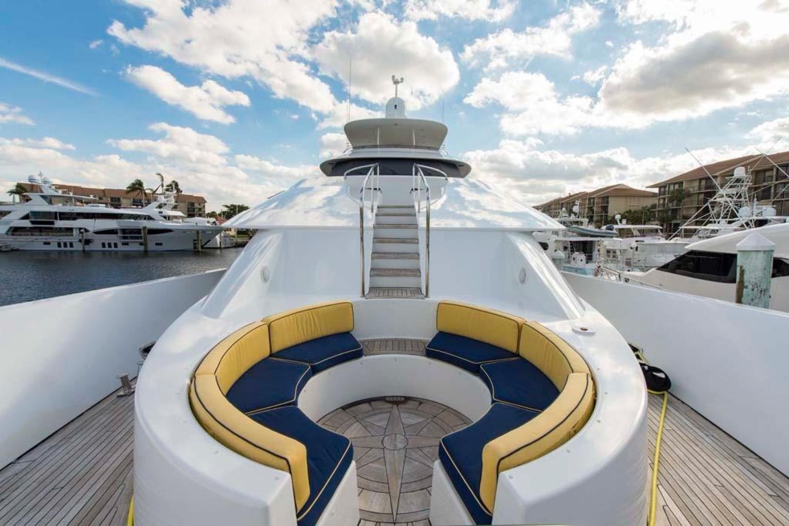 Westport-Tri-Deck 2003-Vision Jupiter-Florida-United States-Bow View-370707 | Thumbnail