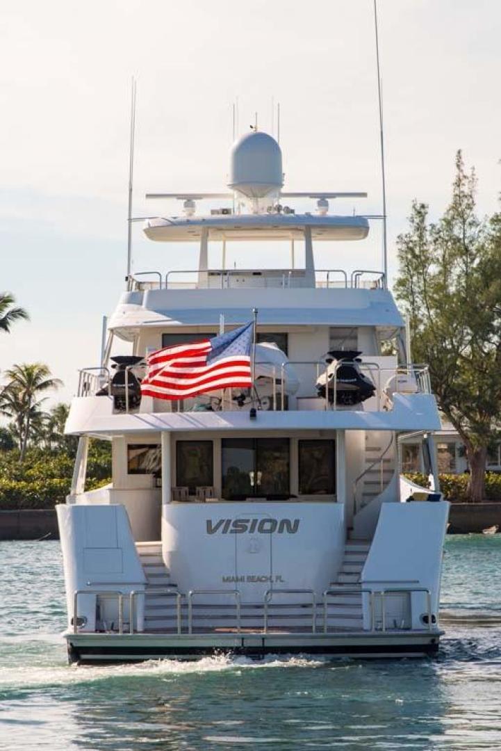 Westport-Tri-Deck 2003-Vision Jupiter-Florida-United States-Stern View-370759 | Thumbnail