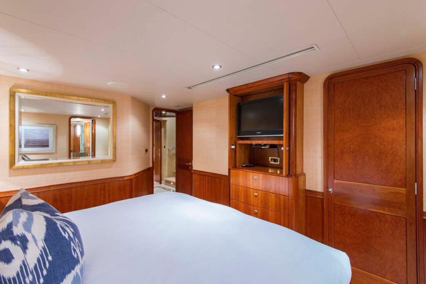 Westport-Tri-Deck 2003-Vision Jupiter-Florida-United States-VIP Port Guest Stateroom-370659 | Thumbnail