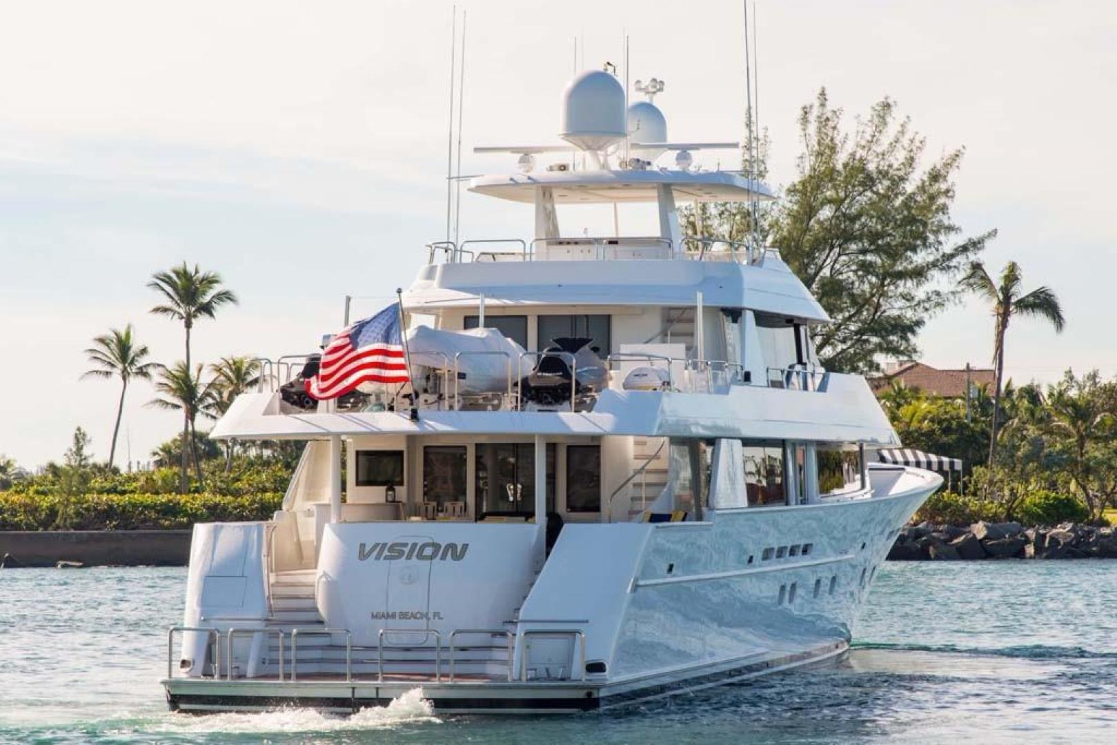 Westport-Tri-Deck 2003-Vision Jupiter-Florida-United States-Stern View-370758 | Thumbnail