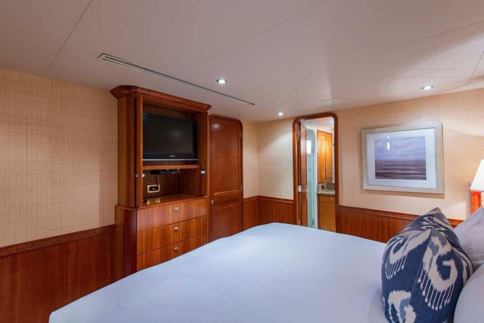 Westport-Tri-Deck 2003-Vision Jupiter-Florida-United States-VIP Port Guest Stateroom-370656 | Thumbnail
