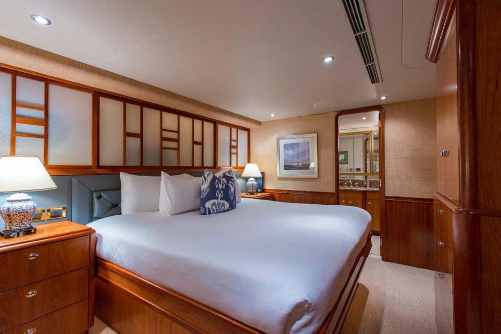 Westport-Tri-Deck 2003-Vision Jupiter-Florida-United States-VIP Starboard Guest Stateroom-370661 | Thumbnail