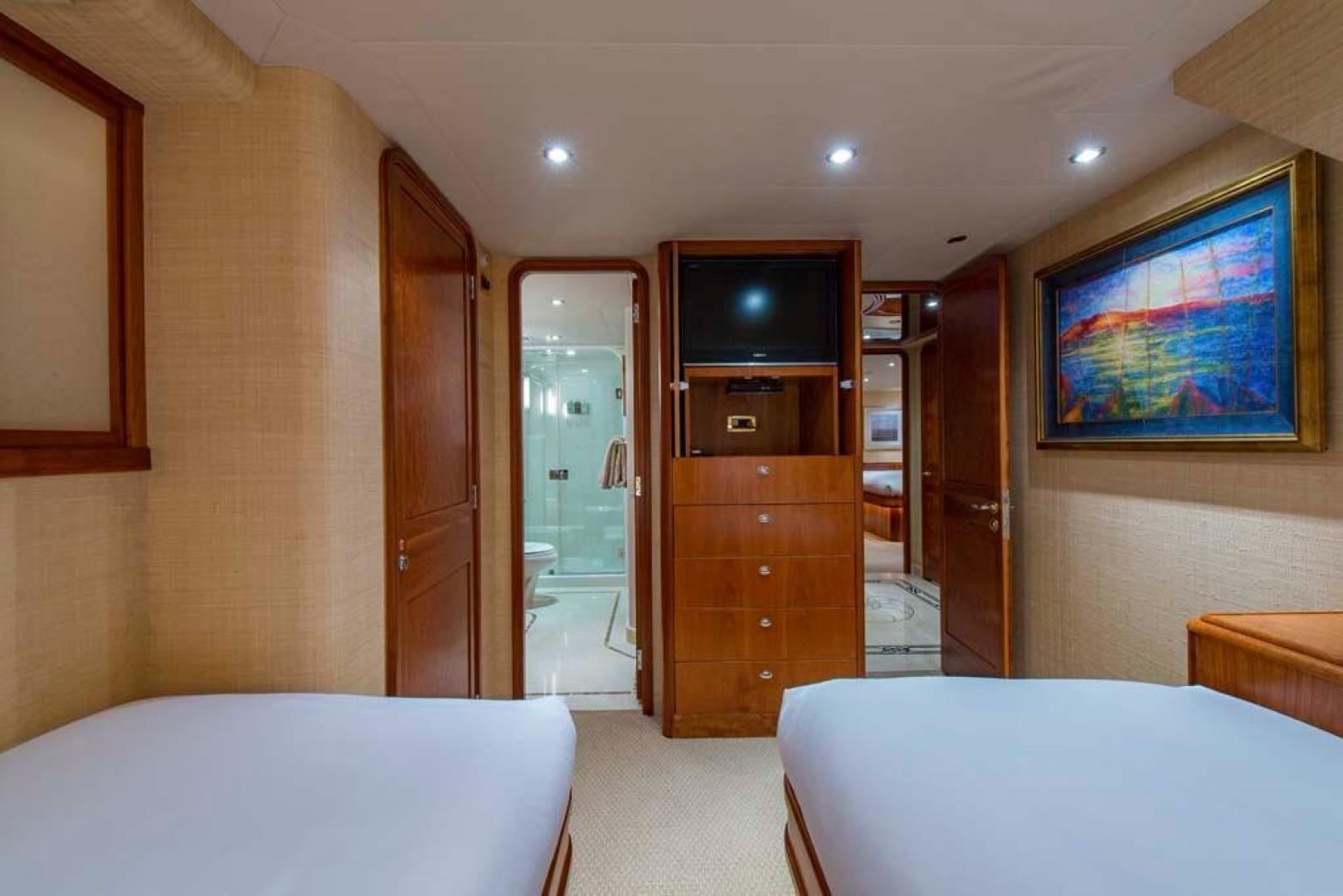 Westport-Tri-Deck 2003-Vision Jupiter-Florida-United States-Starboard Guest Statroom-370682 | Thumbnail